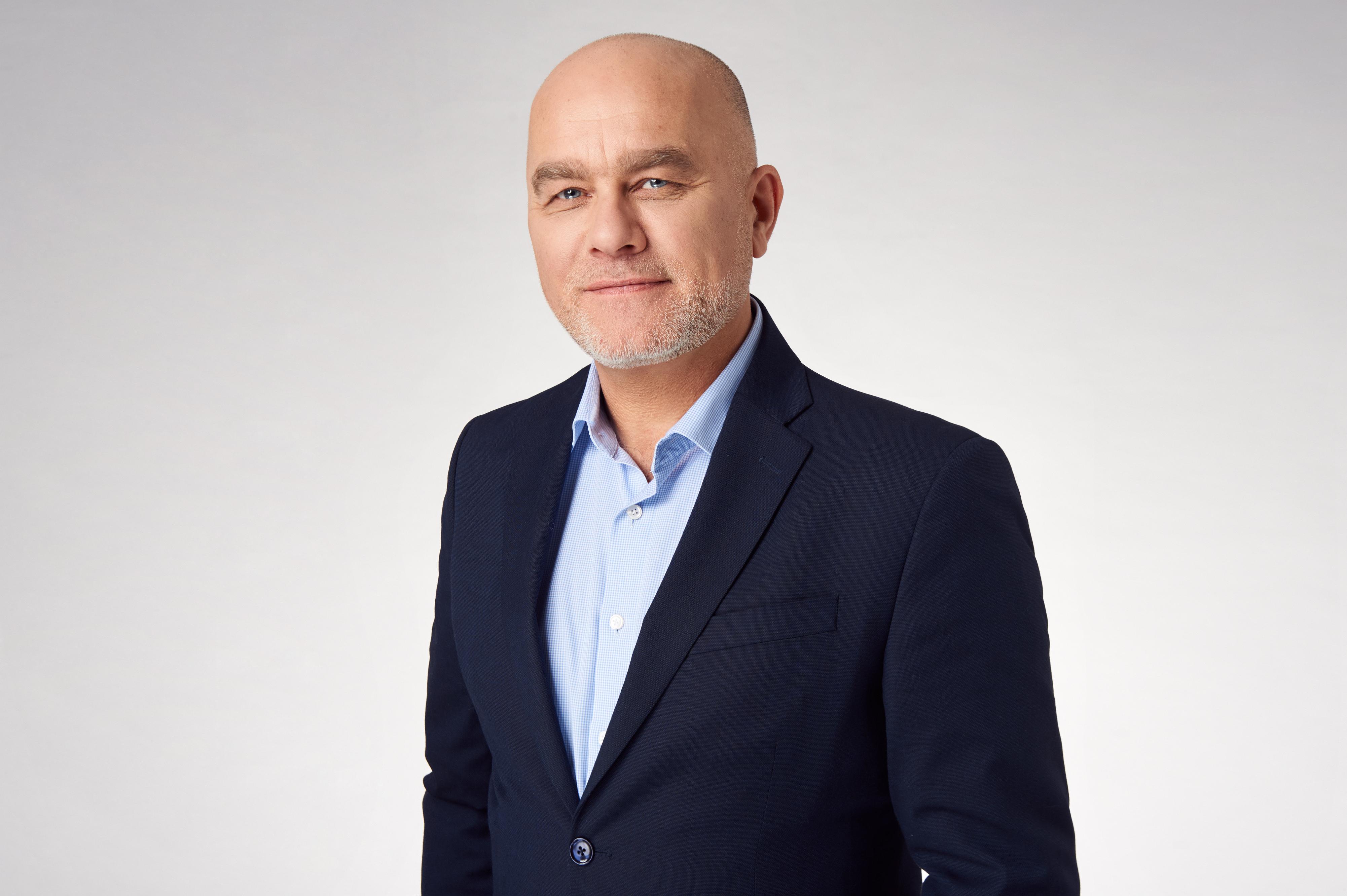 Wojciech Sulimierski   <br><br>Dyrektor Generalny Polska<br> i Kraje Europy<br> Środkowo-Wschodniej</br>
